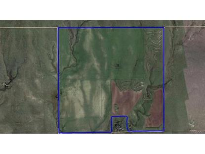 630 Acres - Lincoln County  Genoa, CO MLS# 4600749