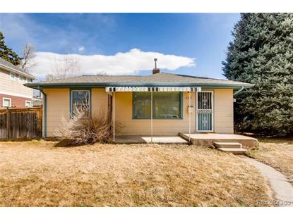 2382 South Humboldt Street, Denver, CO