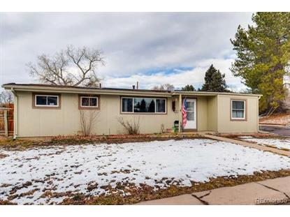 4307 South Jason Street Englewood, CO MLS# 5438103