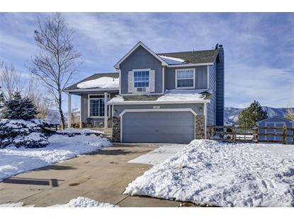 183 Misty Creek Drive Monument, CO MLS# 5485040