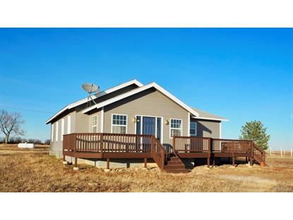 14986 Road 181 Road Limon, CO MLS# 6040508