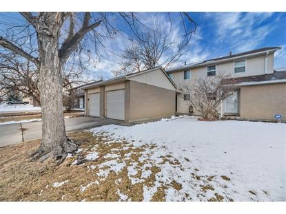 33 South Newland Court Lakewood, CO MLS# 6461938