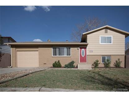 2335 Carmel Drive, Colorado Springs, CO
