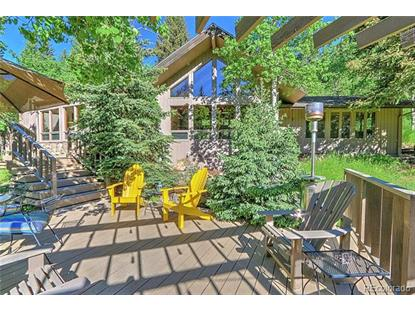 531 Mountain Estate Drive, Evergreen, CO