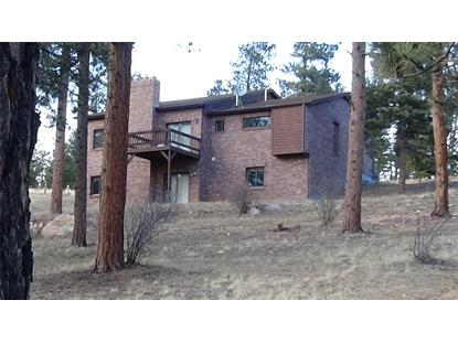 156 Old Corral Road Bailey, CO MLS# 7297275
