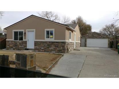 6610 Oneida Street, Commerce City, CO