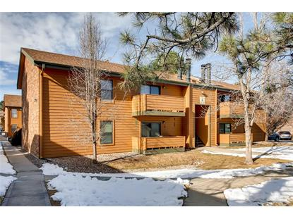 3325 South Ammons Street Lakewood, CO MLS# 7994359