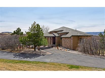 2802 Big Bear Drive Sedalia, CO MLS# 8075331