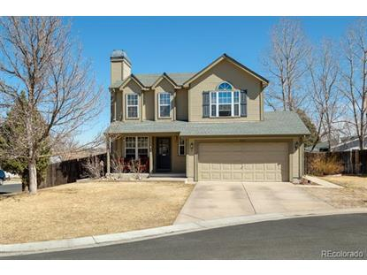 8663 Red Clover Court, Parker, CO