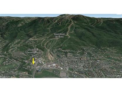 1.12 Acres Ski Times Square , Steamboat Springs, CO
