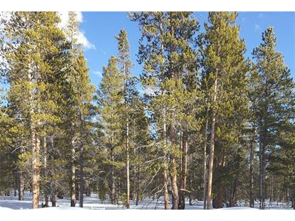 1851 Mountain Pines Court Leadville, CO MLS# 8625957