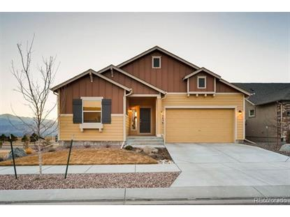 10636 Echo Canyon Drive, Colorado Springs, CO