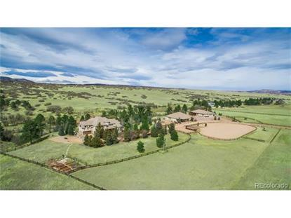 501 Allis Ranch Road Sedalia, CO MLS# 9198152