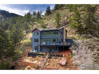 500 Wagonwheel Gap Road Boulder, CO MLS# IR940277