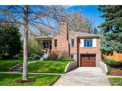 865 13th Street Boulder, CO MLS# IR940309