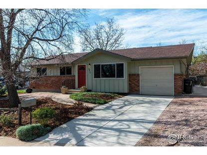 3430 Everett Drive Boulder, CO MLS# IR940334