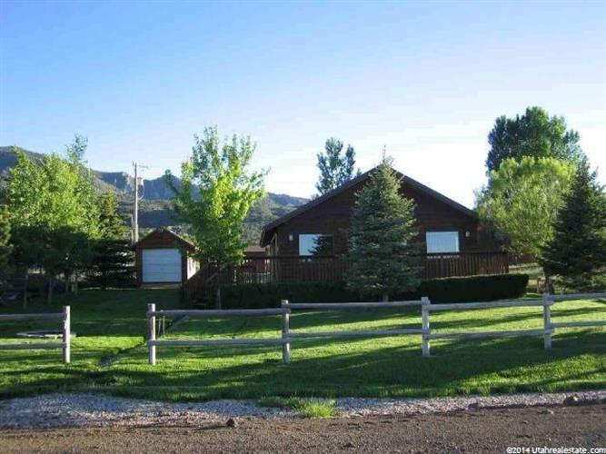 786 W CARTER DR, Pine Valley, UT 84781
