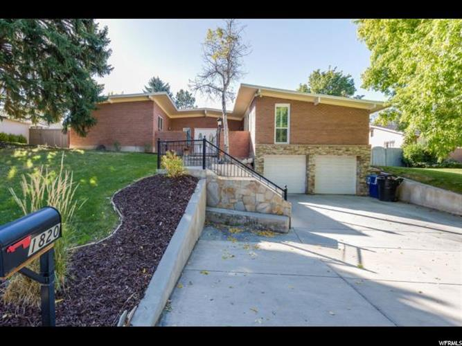 1820 E SIGGARD DR, Salt Lake City, UT 84106