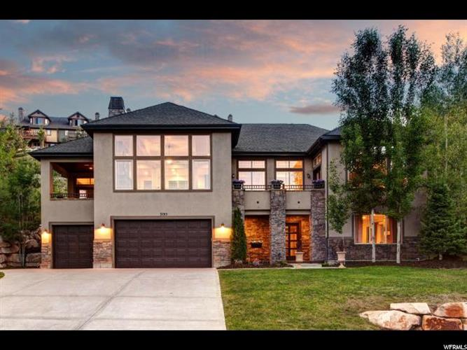 3193 W HOMESTEAD RD, Park City, UT 84098