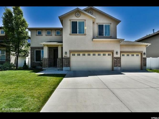 863 CAMBRIDGE DR, North Salt Lake, UT 84054