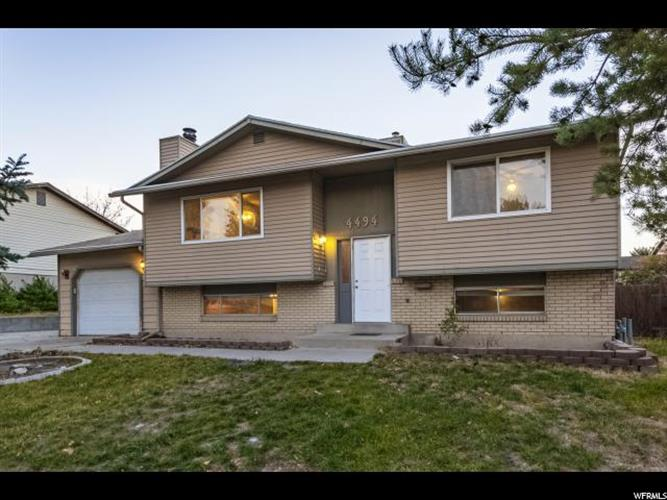 4494 S WORMWOOD DR, West Valley City, UT 84120