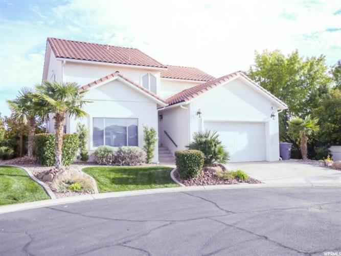 2050 W CANYON VIEW DR, St George, UT 84770 - Image 1