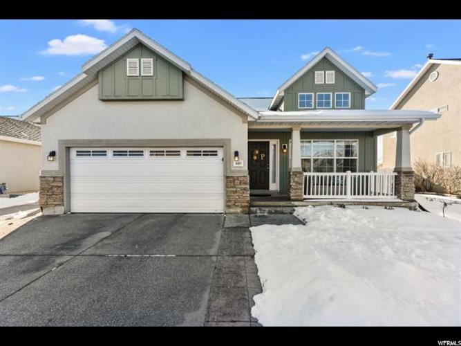6587 W BRIDGE MAPLE LN, West Jordan, UT 84081 - Image 1