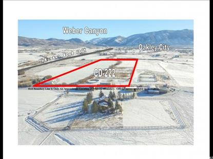 1755 W STATE ROAD 32 PARCEL CD-222 , Peoa, UT