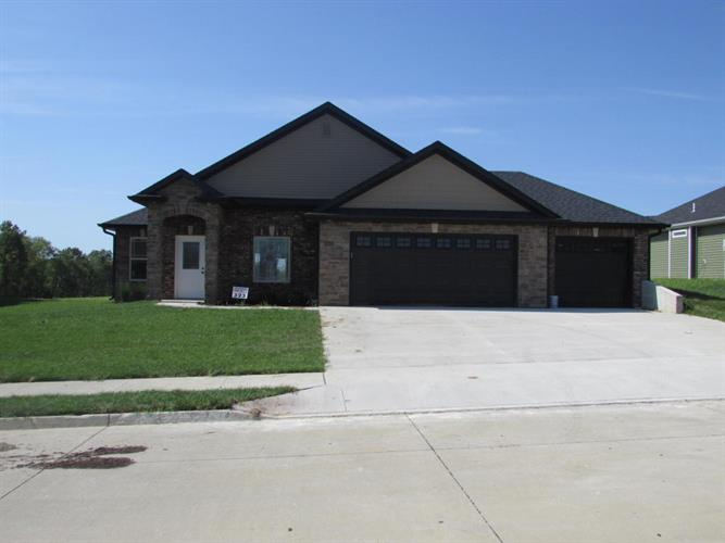 LOT 323 DELWOOD DR, Columbia, MO 65202