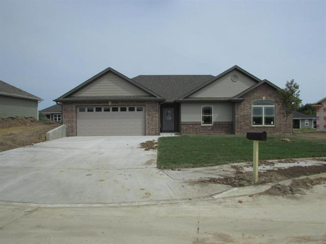 LOT 338 MEANDERING CT, Columbia, MO 65202