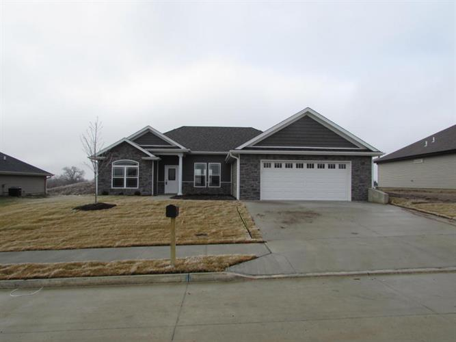 LOT 345 MEANDERING CT, Columbia, MO 65202
