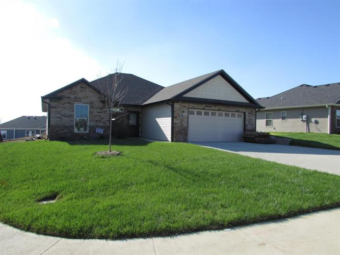LOT 343 MEANDERING CT, Columbia, MO 65202