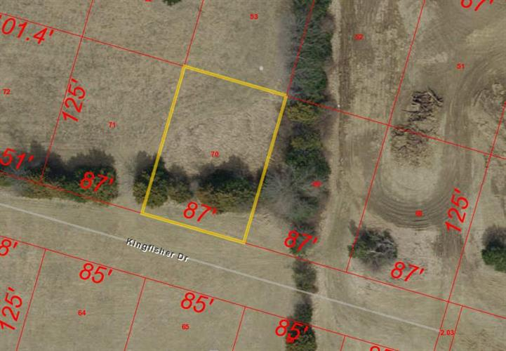 LOT 317 KINGFISHER DR, Ashland, MO 65010