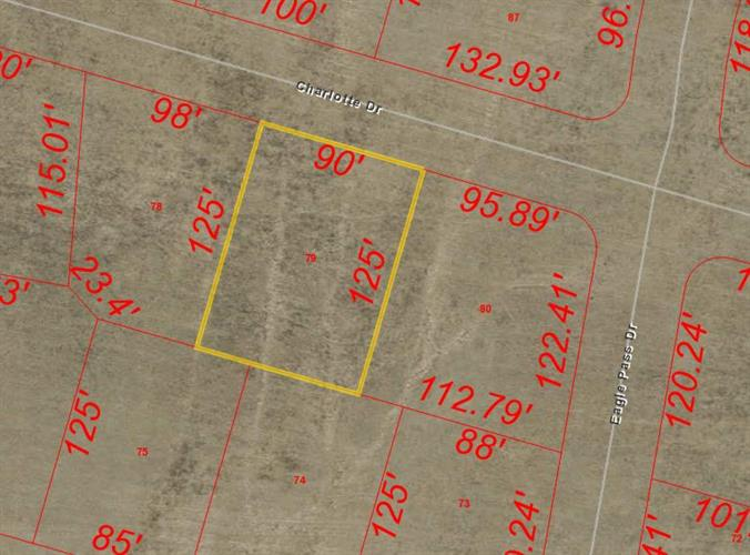 LOT 326 CHARLOTTE DR, Ashland, MO 65010