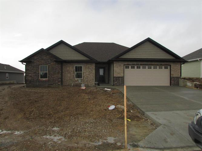 LOT 346 MEANDERING CT, Columbia, MO 65202
