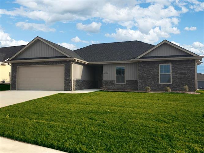 3601 MEANDERING CT, Columbia, MO 65202