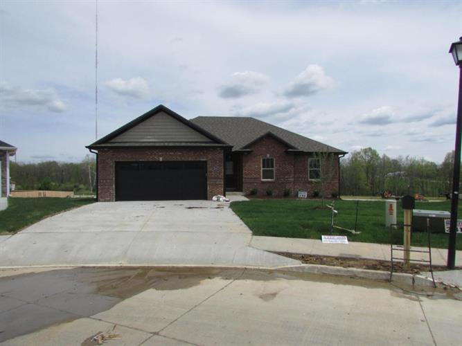 3608 MEANDERING CT, Columbia, MO 65202