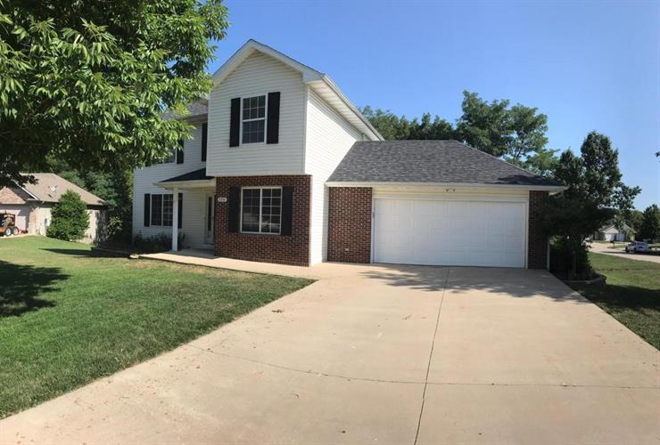 5251 W KINGSTON CT, Columbia, MO 65203