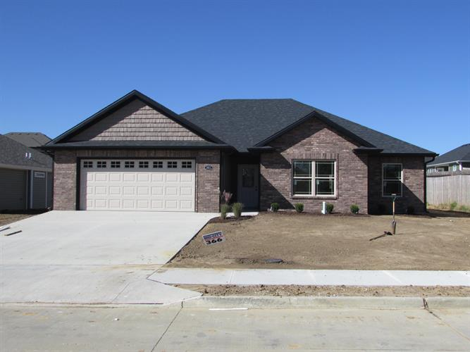 LOT 366 MISTY SPRINGS WAY, Columbia, MO 65202