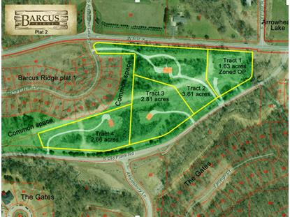 LOT 4 BARCUS RIDGE , Columbia, MO