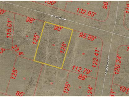 LOT 326 CHARLOTTE DR, Ashland, MO