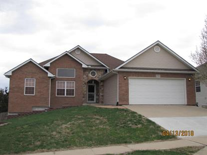 1701 N TIDE WATER DR, Columbia, MO