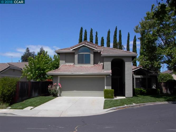 1633 Lindbergh Dr, Concord, CA 94521