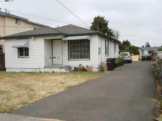 22844 Alice St, Hayward, CA 94541