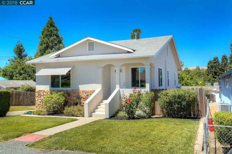 919 Veale Ave, Martinez, CA 94553