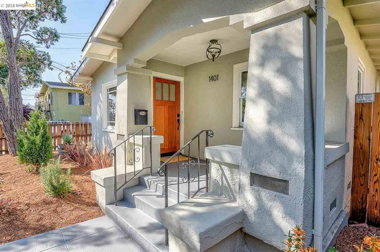 1401 66Th St, Berkeley, CA 94702