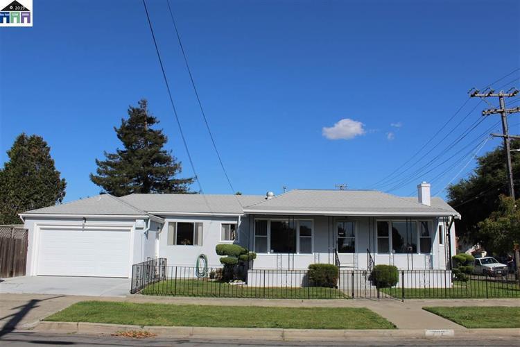 702 McLaughlin Street, Richmond, CA 94805 - New to the Market!