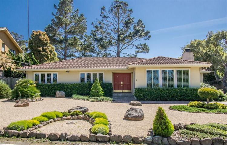 3029 Bird Rock Road, Pebble Beach, CA 93953