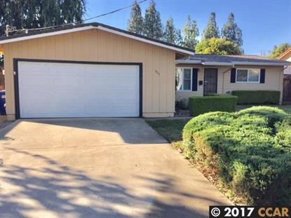 1317 Sussex Way Concord, CA MLS# 40795569