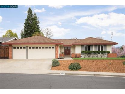 703 Palomino Ct, Walnut Creek, CA